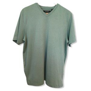 Axist Shirts - Axist Slim Fit Men's Shirt Green Size M